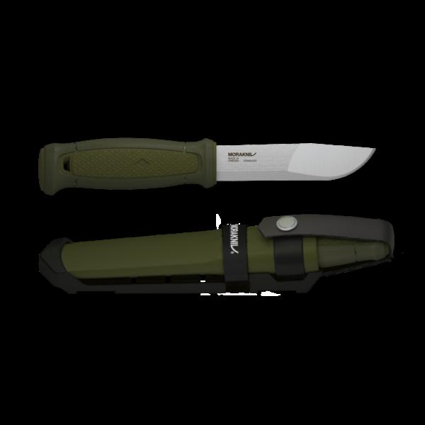 12645 Kniv Kansbol MM grön