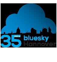 bluesky logo neu