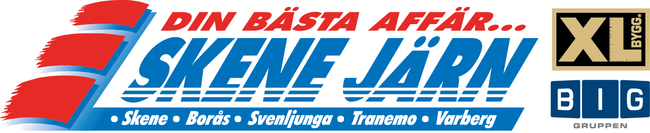Skene Jarn Logotyp med Samarbetspartners