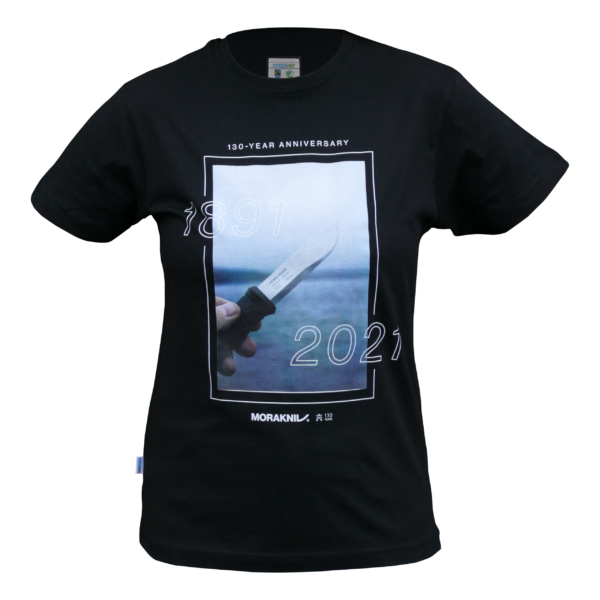 Anniversary T Shirt Black 02