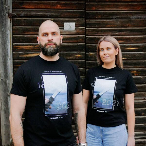 Anniversary T Shirt Black 04