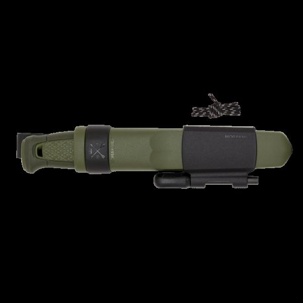 13912 Kansbol med Survival Kit S Gron kniv slida kit p01