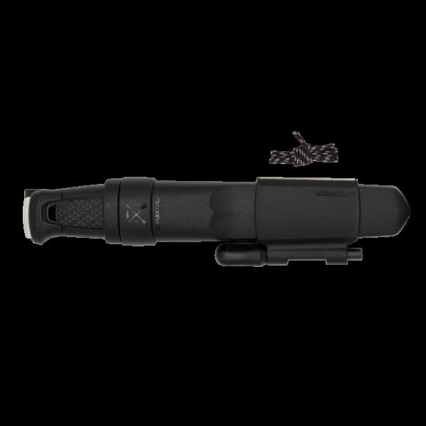 13914 Garberg med Survival Kit S Svart kniv slida kit p01