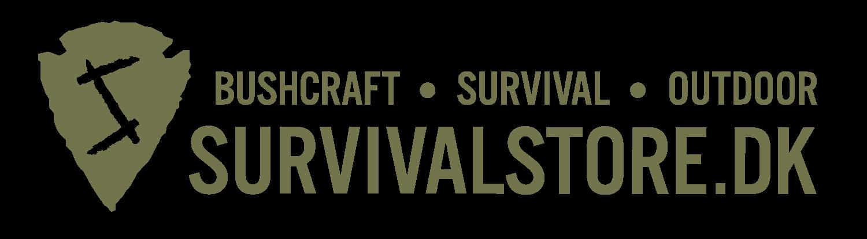 Survival store logo horisontalt gron e1619609071652